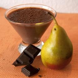 Dessert Pera Cioccolato