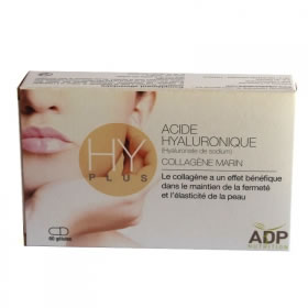 HY Plus Acido ialuronico Puro 60 capsule