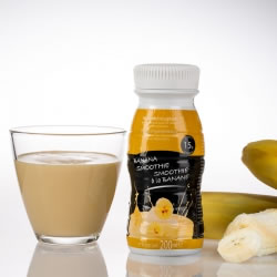 Smoothie UHT 200 ml Banana