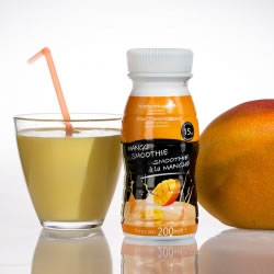 Smoothie UHT 200 ml Mango