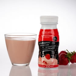 Smoothie UHT 200 ml fragola