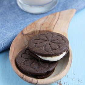 Biscotto cookie cream - Biscuit cookie cream