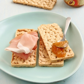 Crackers croccanti