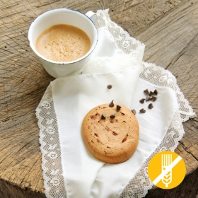 SENZA GLUTINE Cookie con cioccolato fondente - Cookie Chocoat