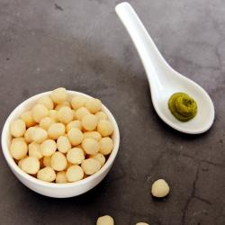 Palline soffiate wasabi miele