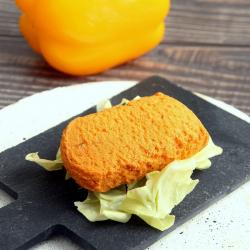 Biscotto salato peperone e chorizo