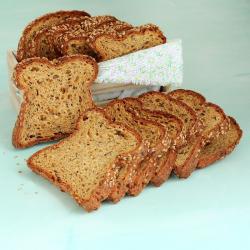 Grande pane ai semi di Sesamo 365 g