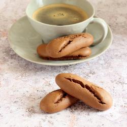 Biscotti secchi al Cioccolato